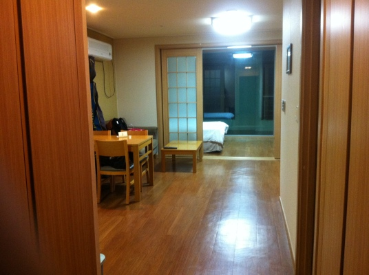 Our Room at Jeongseon Mayhills