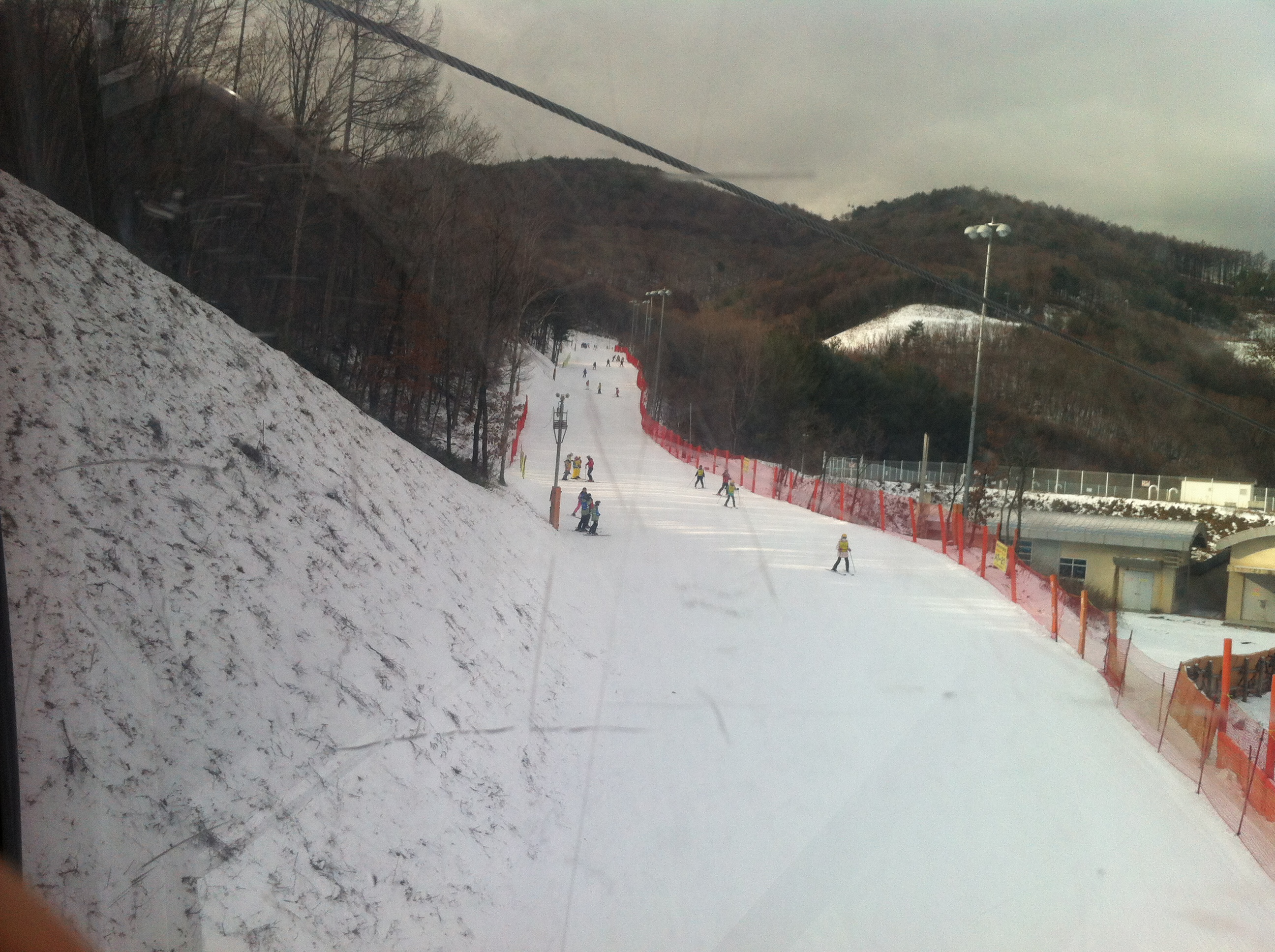 Hitting The Slopes In Korea A Guide To High 1 Ski Resort