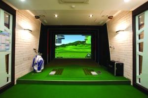 Screen golf 2