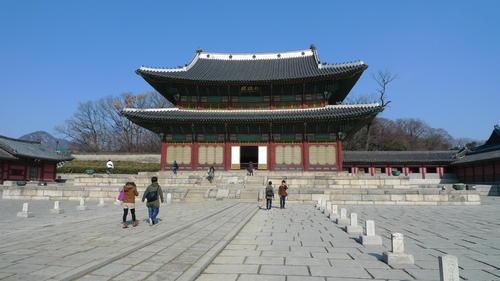Ensemble du palais de Changdeokgung