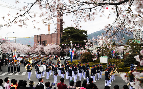 jinhae military band